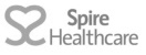Spire Healthcare UK Logo B/W