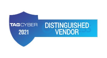 Tag Cyber Distinguished Vendor 2021