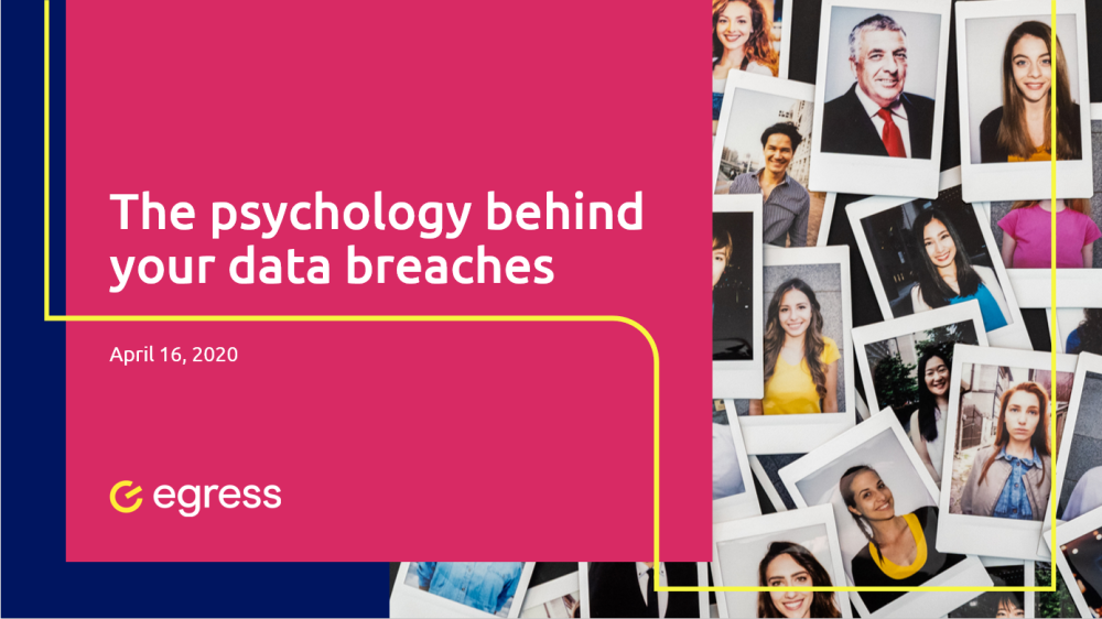 The Psychology Behind Your Breaches
