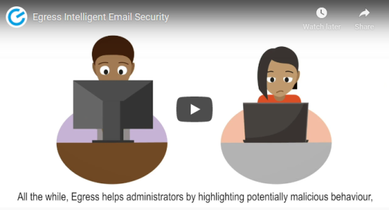 Intelligent Email Security Video 555X300